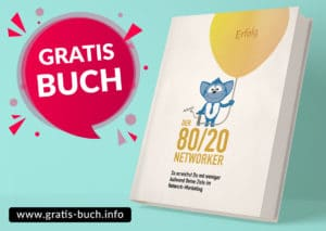 gratis-buch | 80/20 Networker so erreichst du spielend deine Marketing Ziele