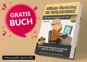 gratis-buch | Affiliate-Marketing die Erfolgsformel. Schritt für Schritt in eine Zusatzrente