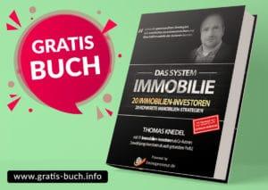 gratis-buch | Das System Immobilie mit 20 Strategien zum Investor.