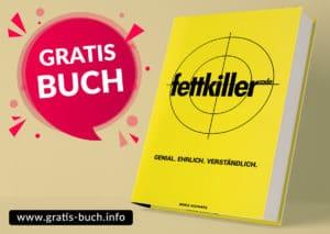 gratis-buch | Fettkiller Code, genial, einfach und ehrlich, Abnehmen.
