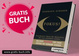 gratis-buch | Fokus! Provokative Ideen für Menschen die was erreichen wollen