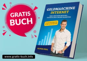 gratis-buch | Geldmaschine Internet, erfolgreich mit Online Marketing