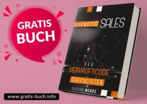 gratis-buch | Hypnotic Sales, 28 Checklisten der Verkaufspsychologie