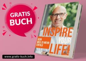 gratis-buch | Inspire your life, dein Weg zu mehr Erfolg